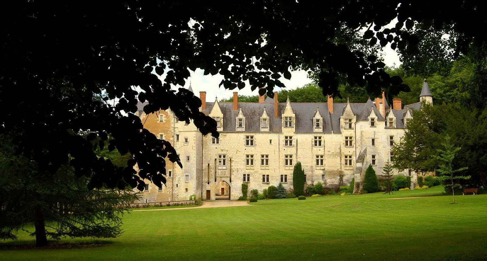 Le Château de Courtanvaux à Bessé-sur-Braye