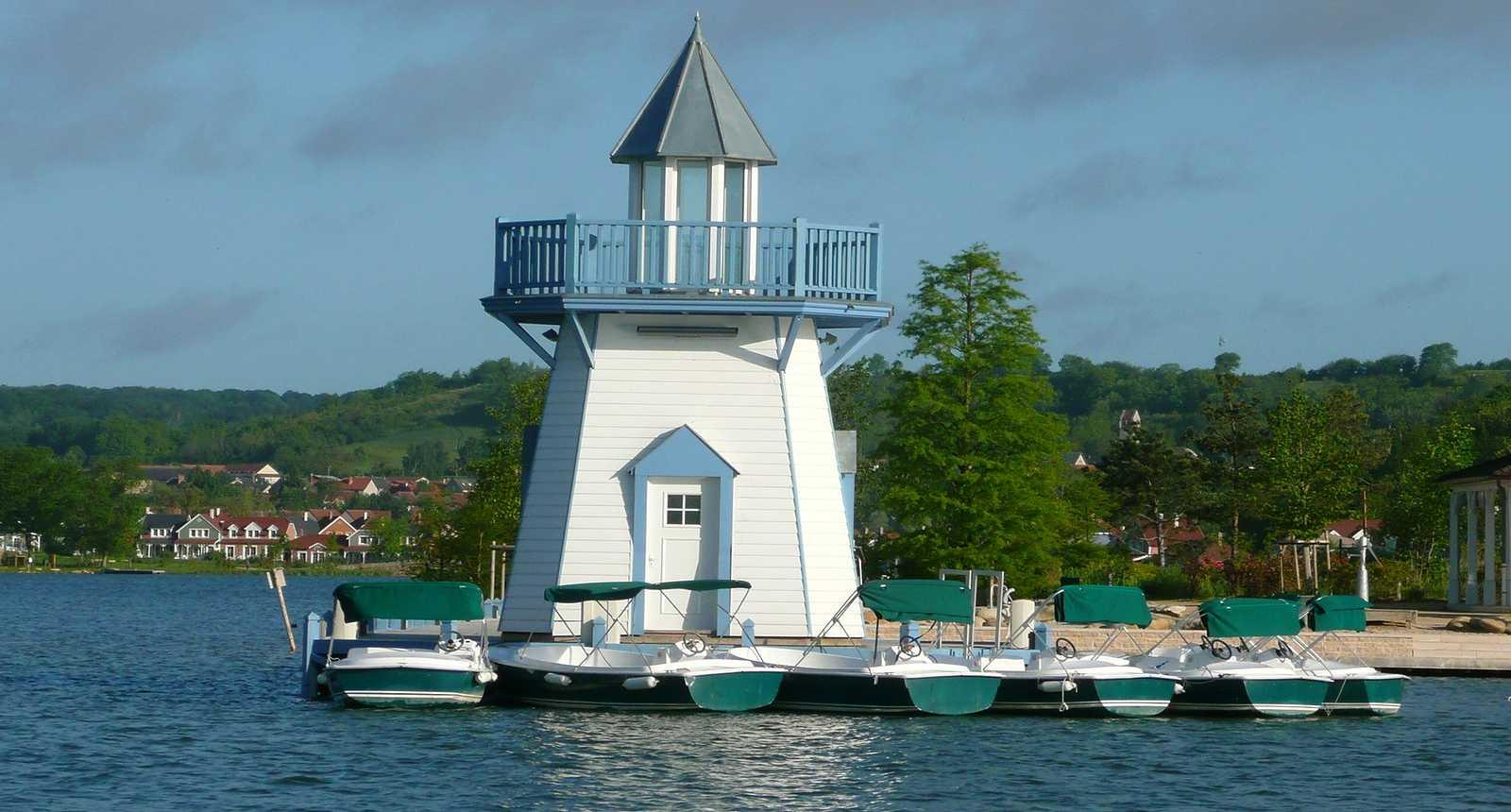 Le phare de Verzenay