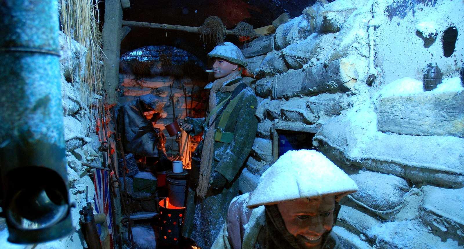 Musée de la 1ère Guerre Mondiale à Albert (1)
