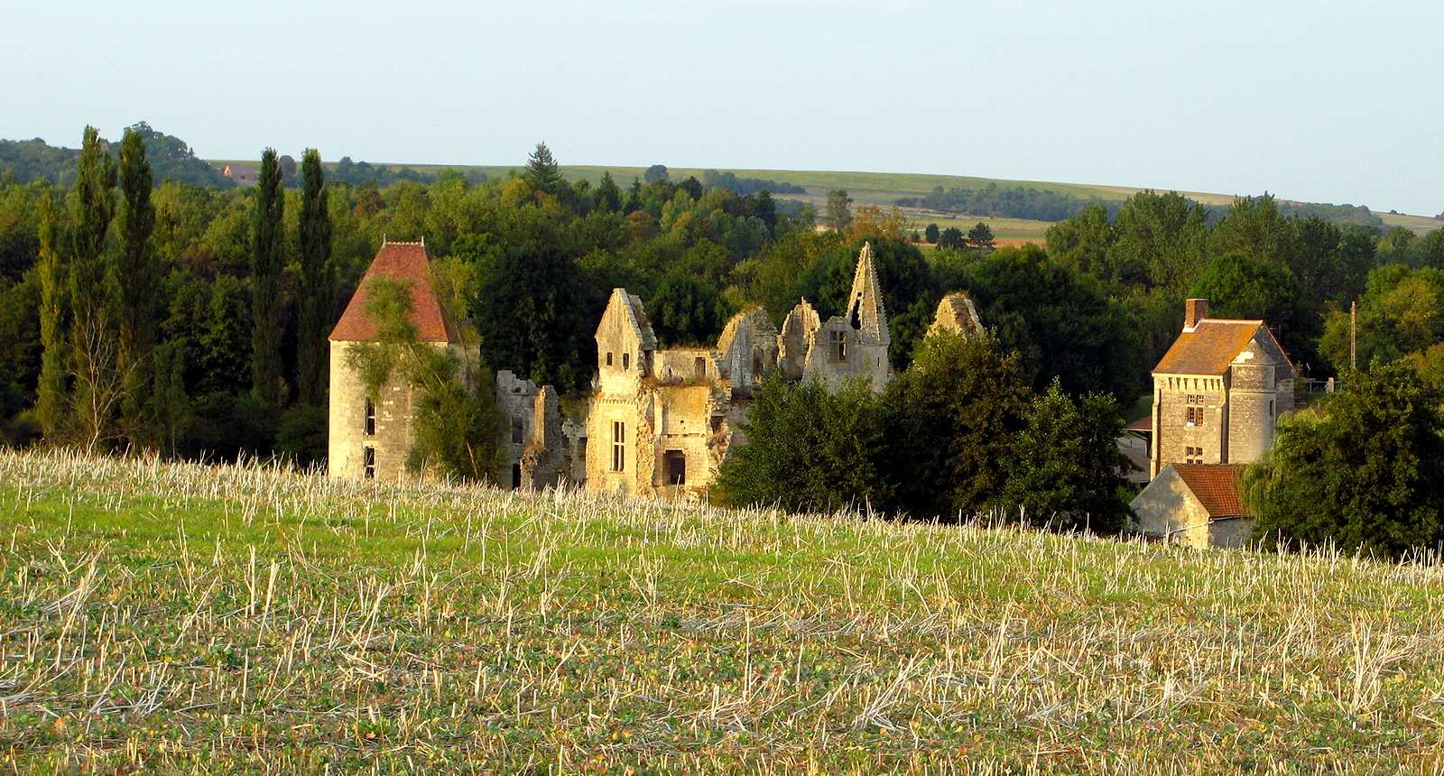 Le Château d'Armentières-sur-Ourcq