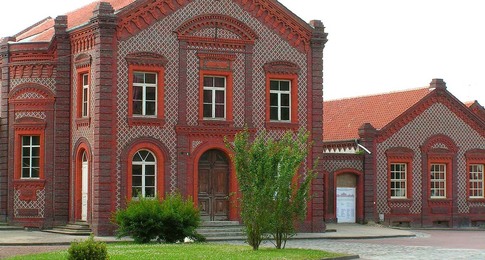 L'école du Familistère Godin à Guise