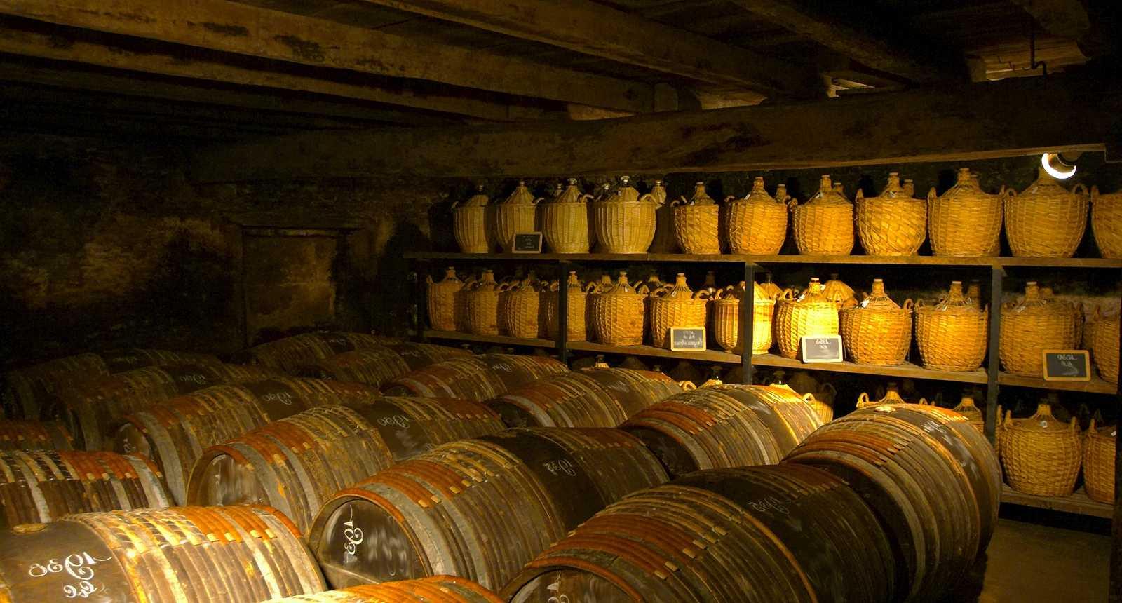 Cave de Cognac