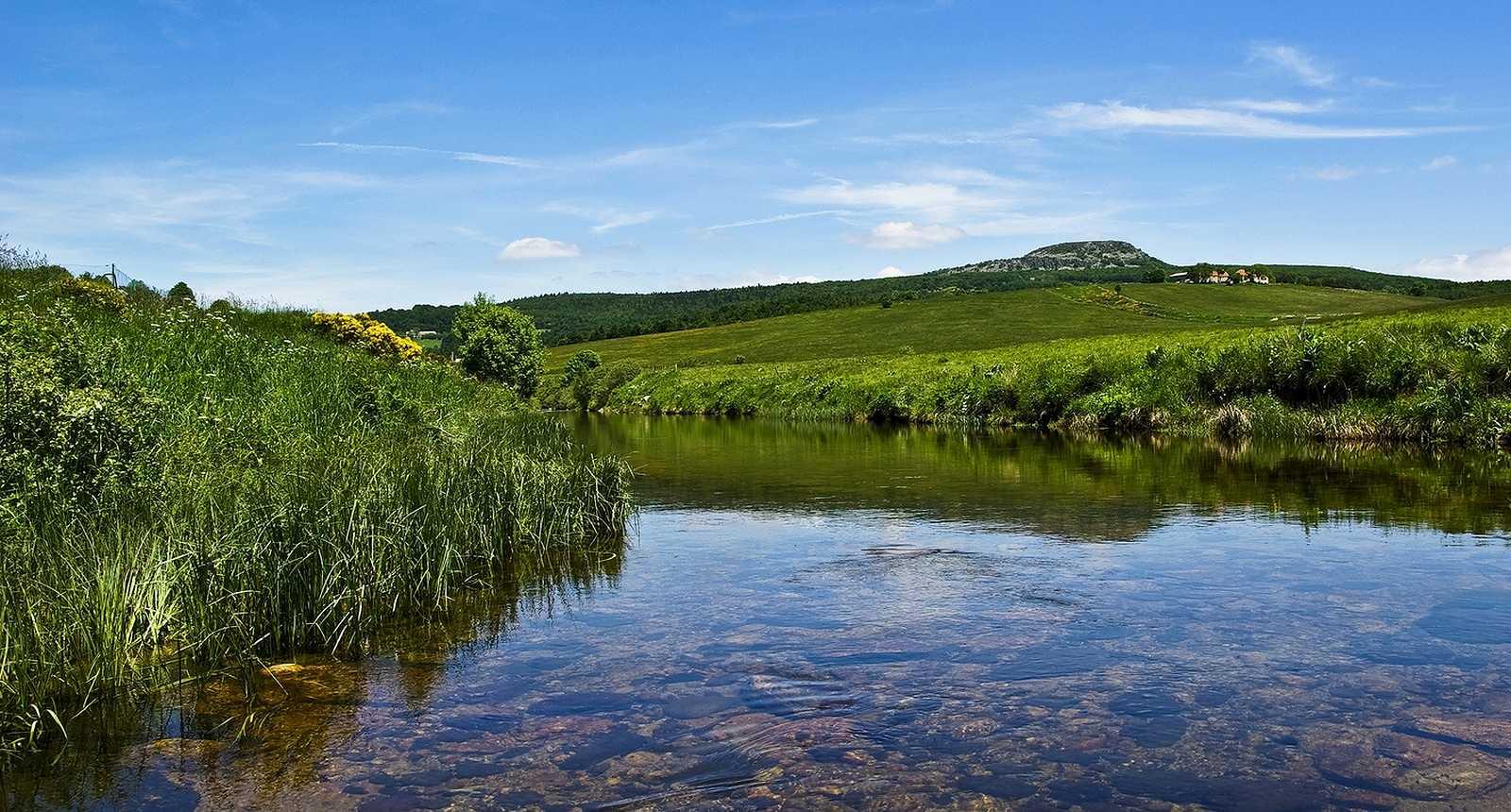 Rivière des Boutières