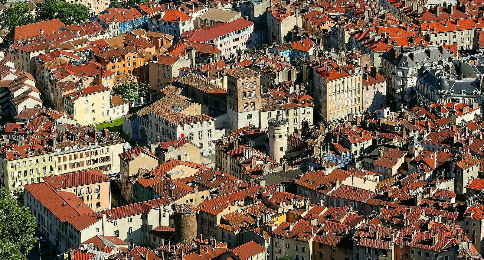 La vieux Grenoble