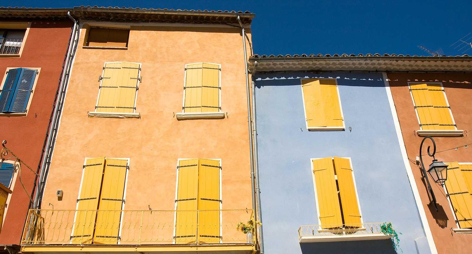Couleur facade maison provencale couleur facade maison for Couleur facade provencale