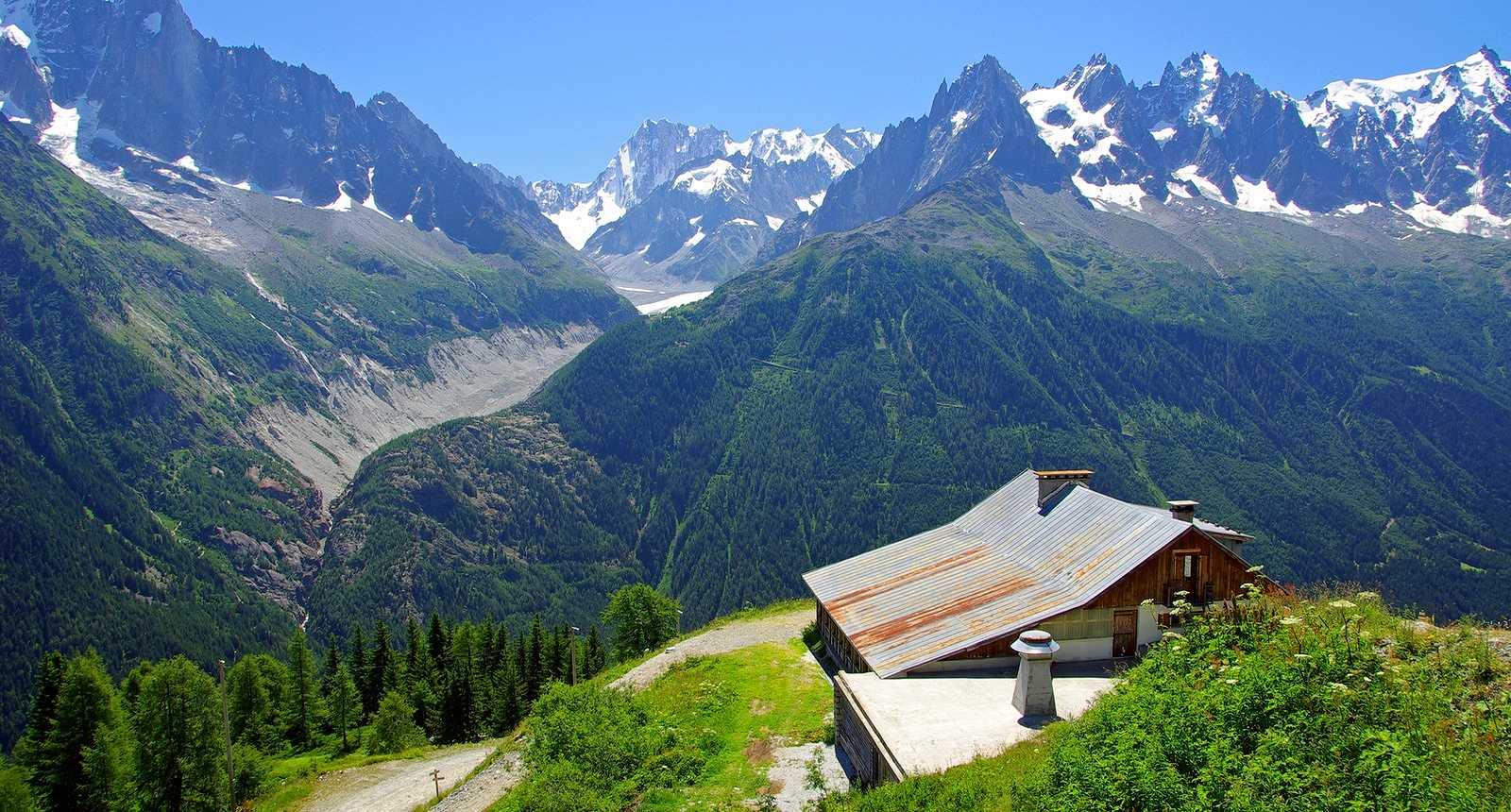 Chalet du Pays du Mont-Blanc