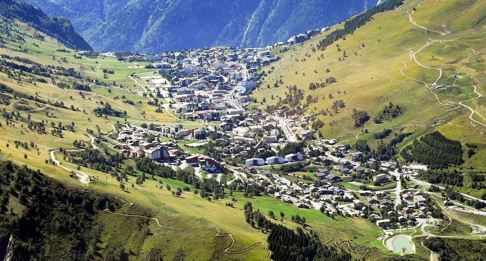Les Deux-Alpes