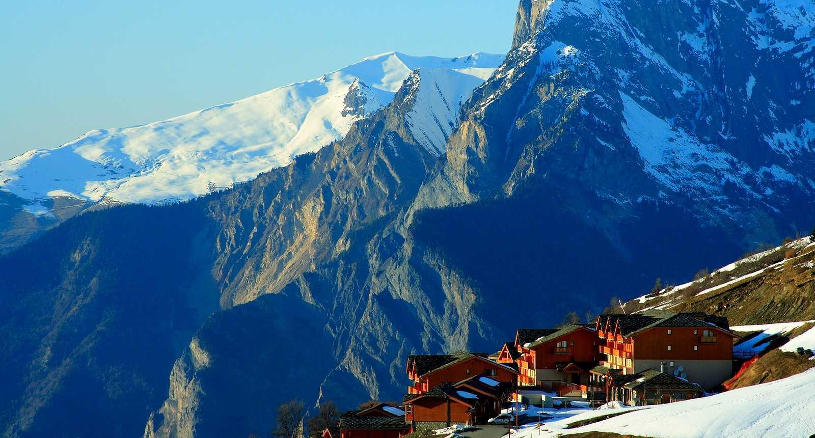Station de ski de Valmenier