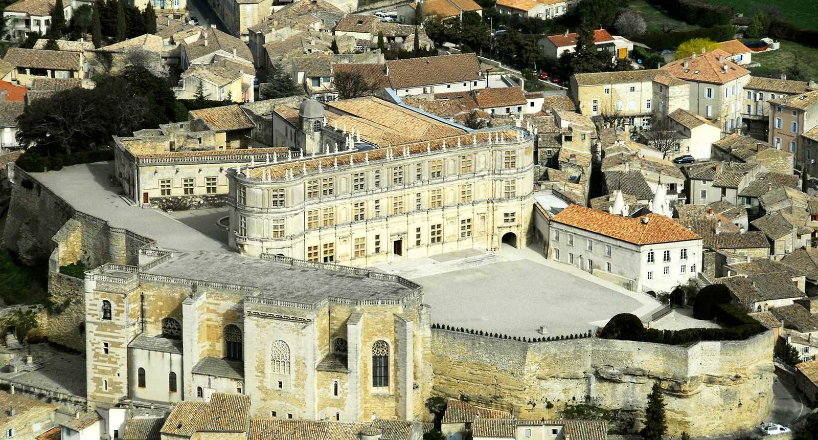 Image : Musée départemental - Château de Grignan