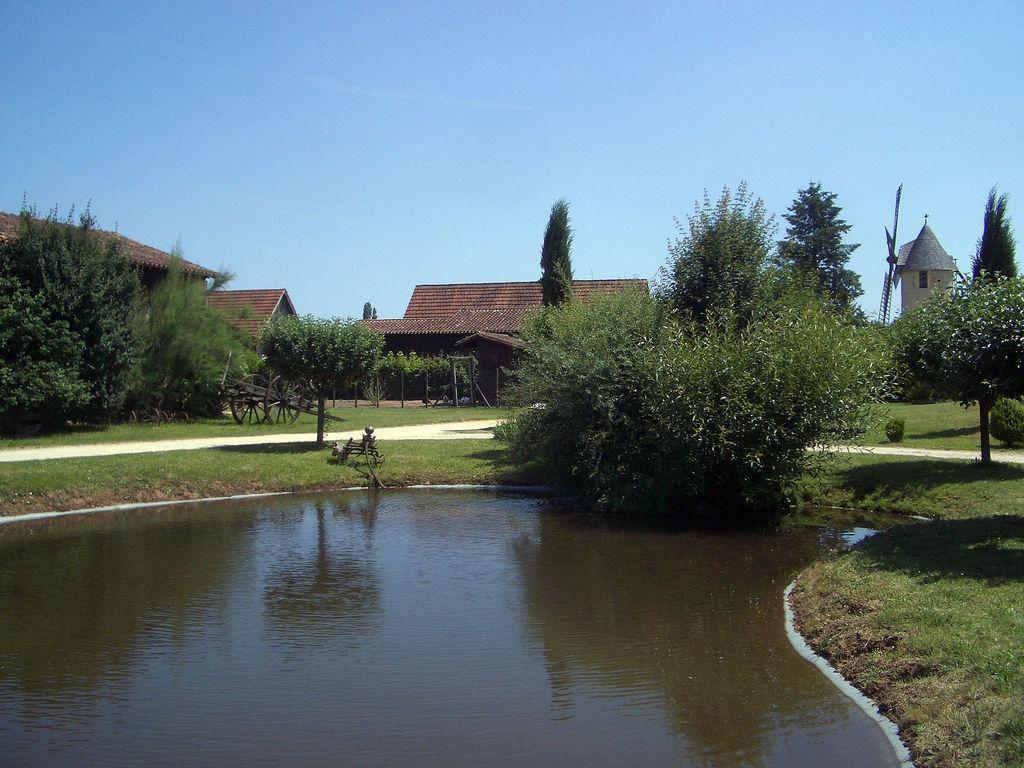 Image : Le village du Bournat