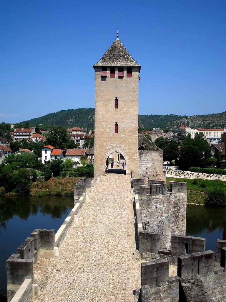 Pont Valentré_Cahors (1)