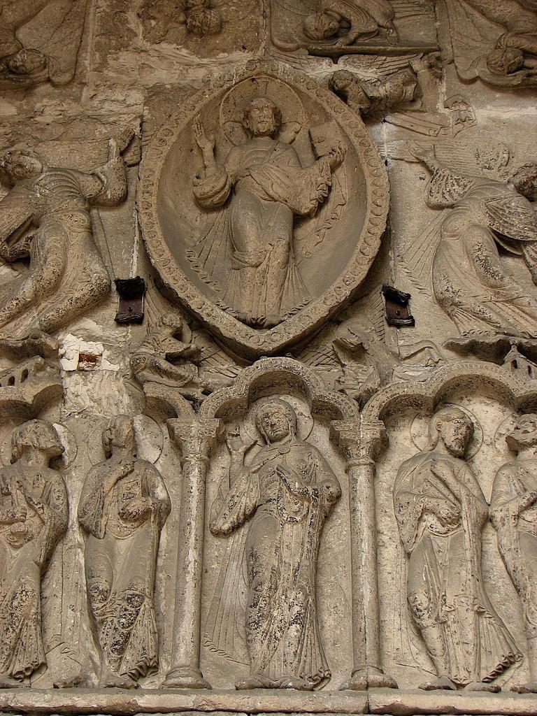 Portail - Cathédrale Saint Etienne_Cahors