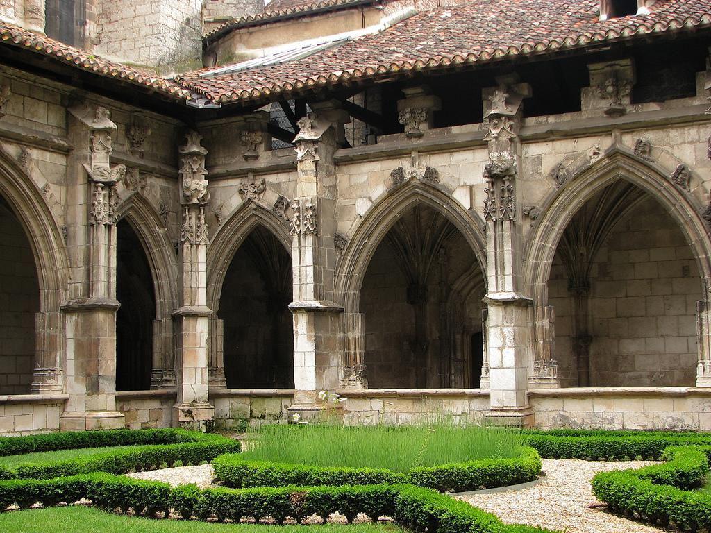 Cloitre - Cathédrale Saint Etienne_Cahors