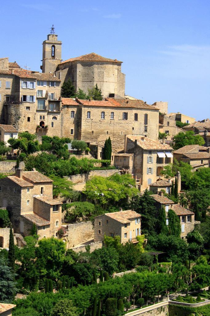 Village de Gordes - Luberon - Vaucluse - Provence