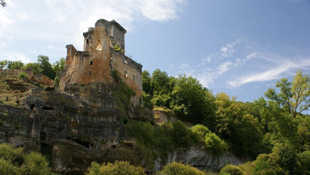Château de Commarque_Les Eyzies-de-Tayac-Sireuil