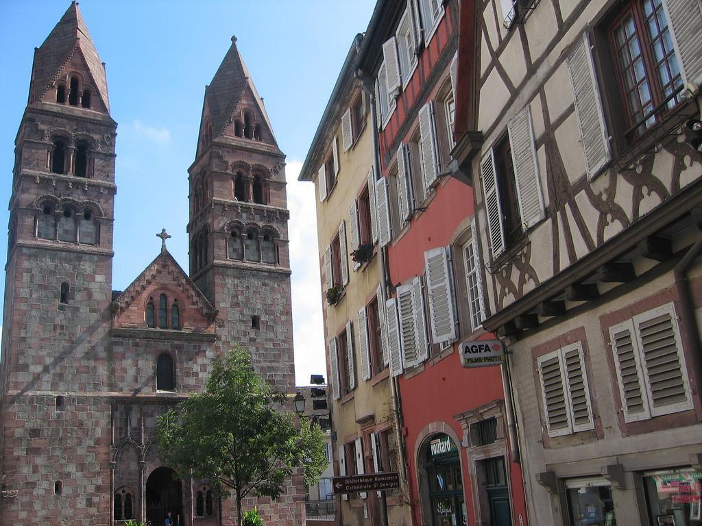 Eglise Sainte-Foy_Sélestat