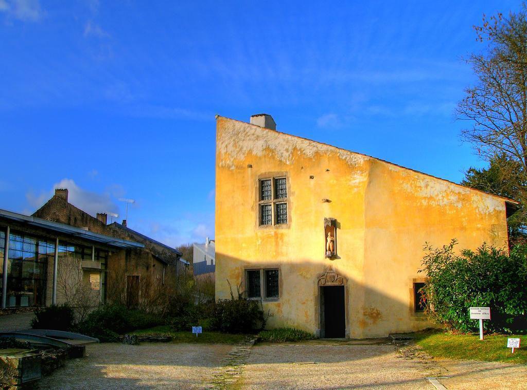 Maison natale de Jeanne d'Arc_Domrémy-la-Pucelle