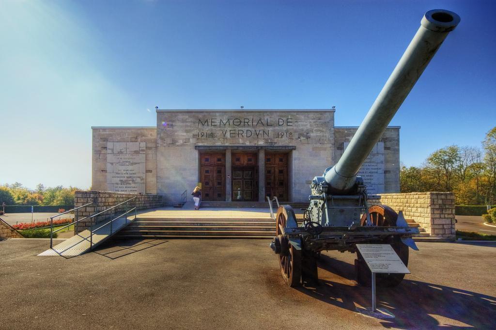 Memorial de Verdun_Fleury-devant-Douaumont