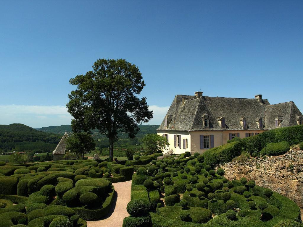 Image : Jardins de Marqueyssac
