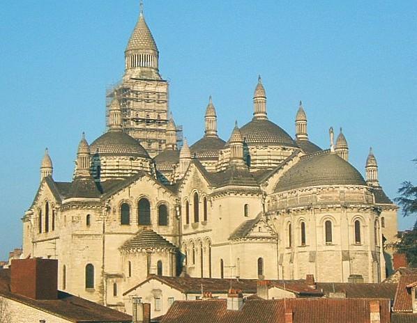 Image : Cathédrale Saint-Front