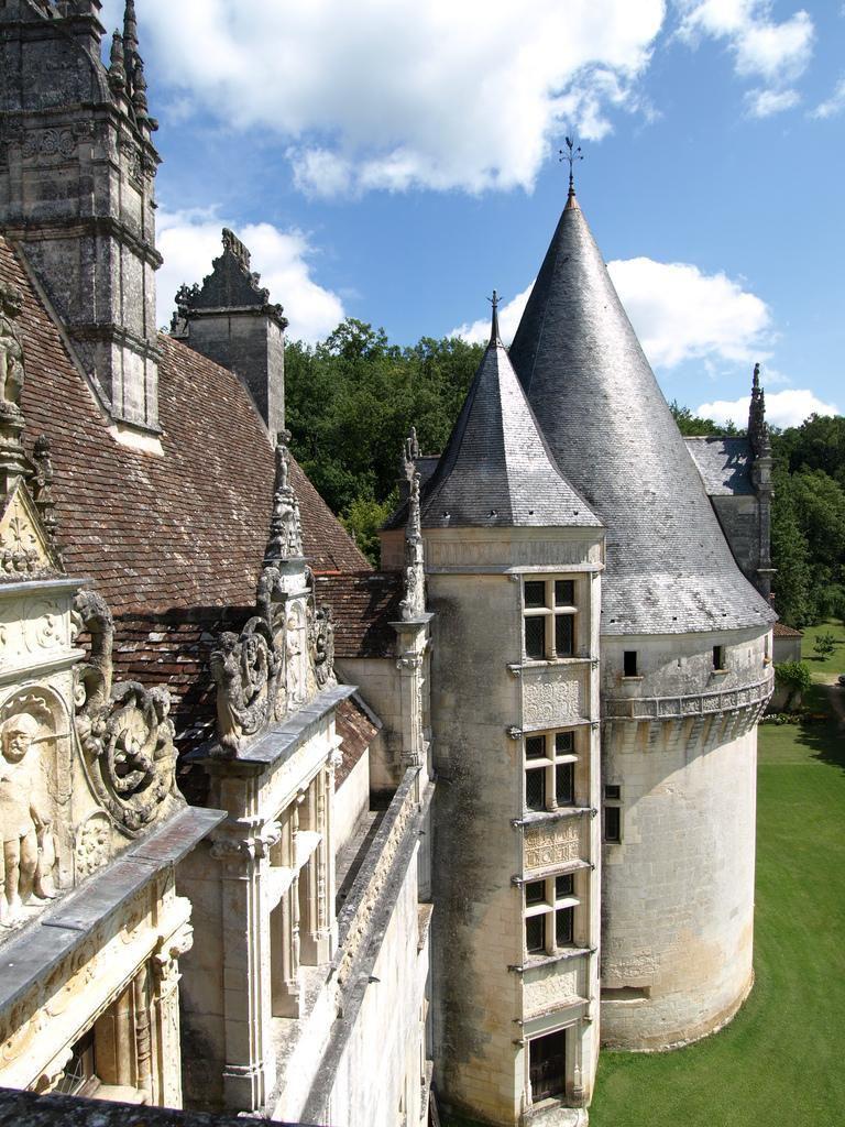 Château de Puyguilhem_Villars