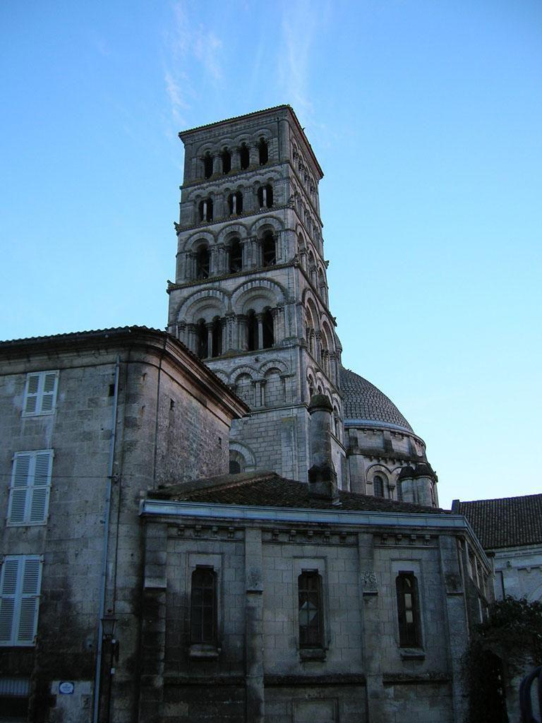 Cathédrale Saint Pierre_Angoulême