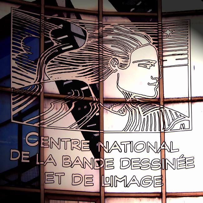 Centre National de la Bande dessinée et de l'Image_Angoulême (1)