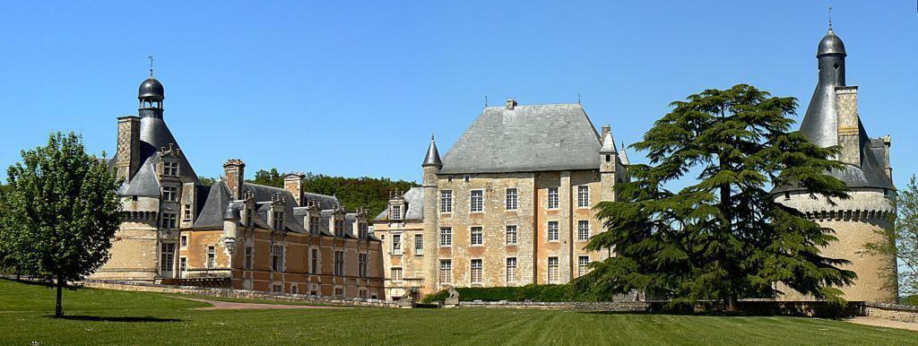 Image : Château de Touffou