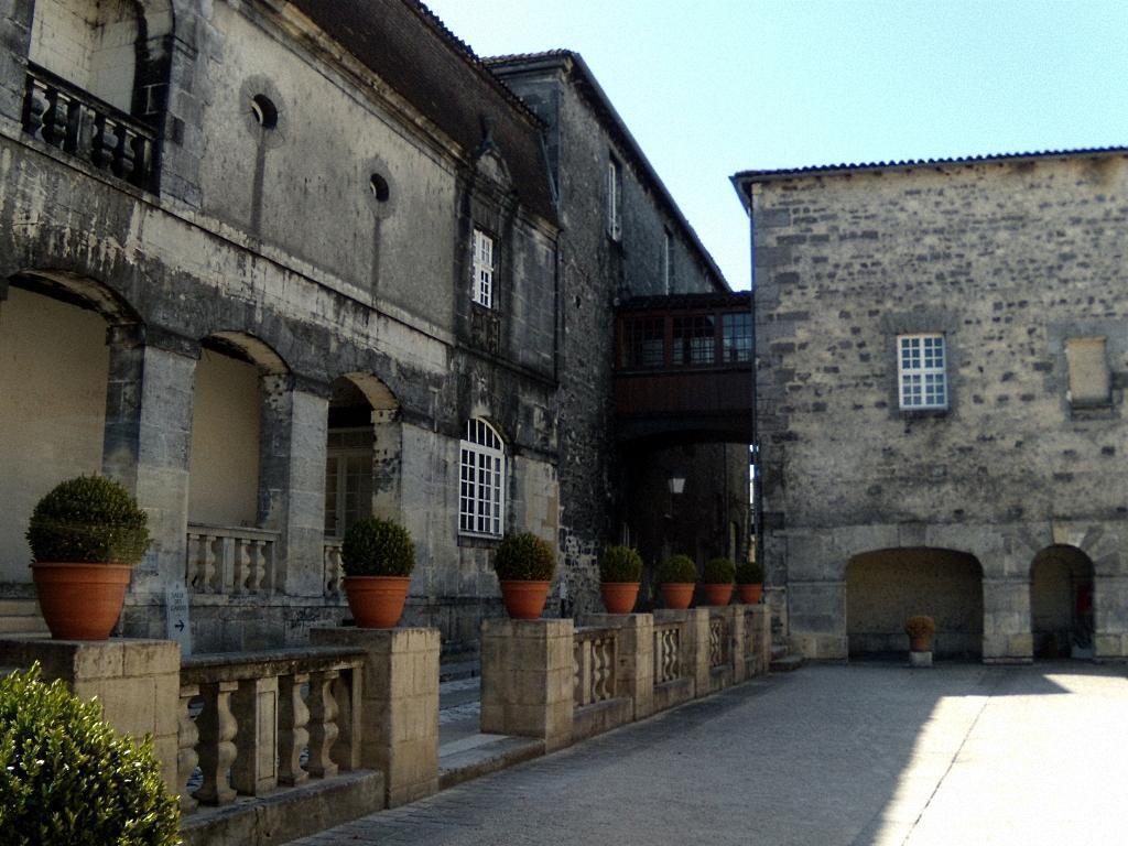 Château de François 1er_Cognac