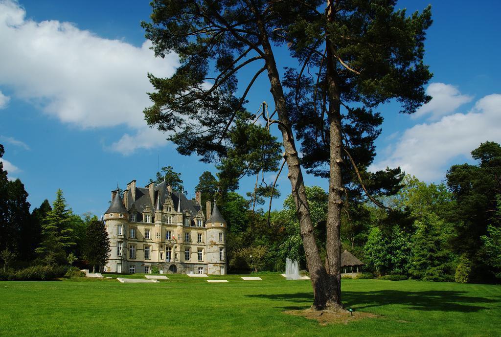 Le chateau_Bagnoles de l'Orne