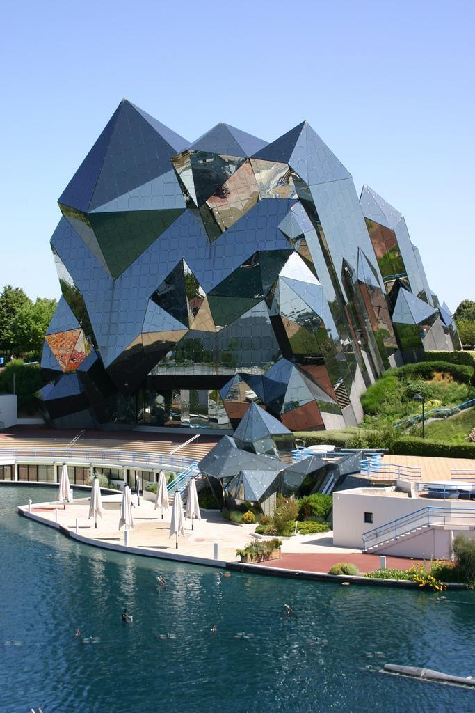 Parc du Futuroscope_Poitiers