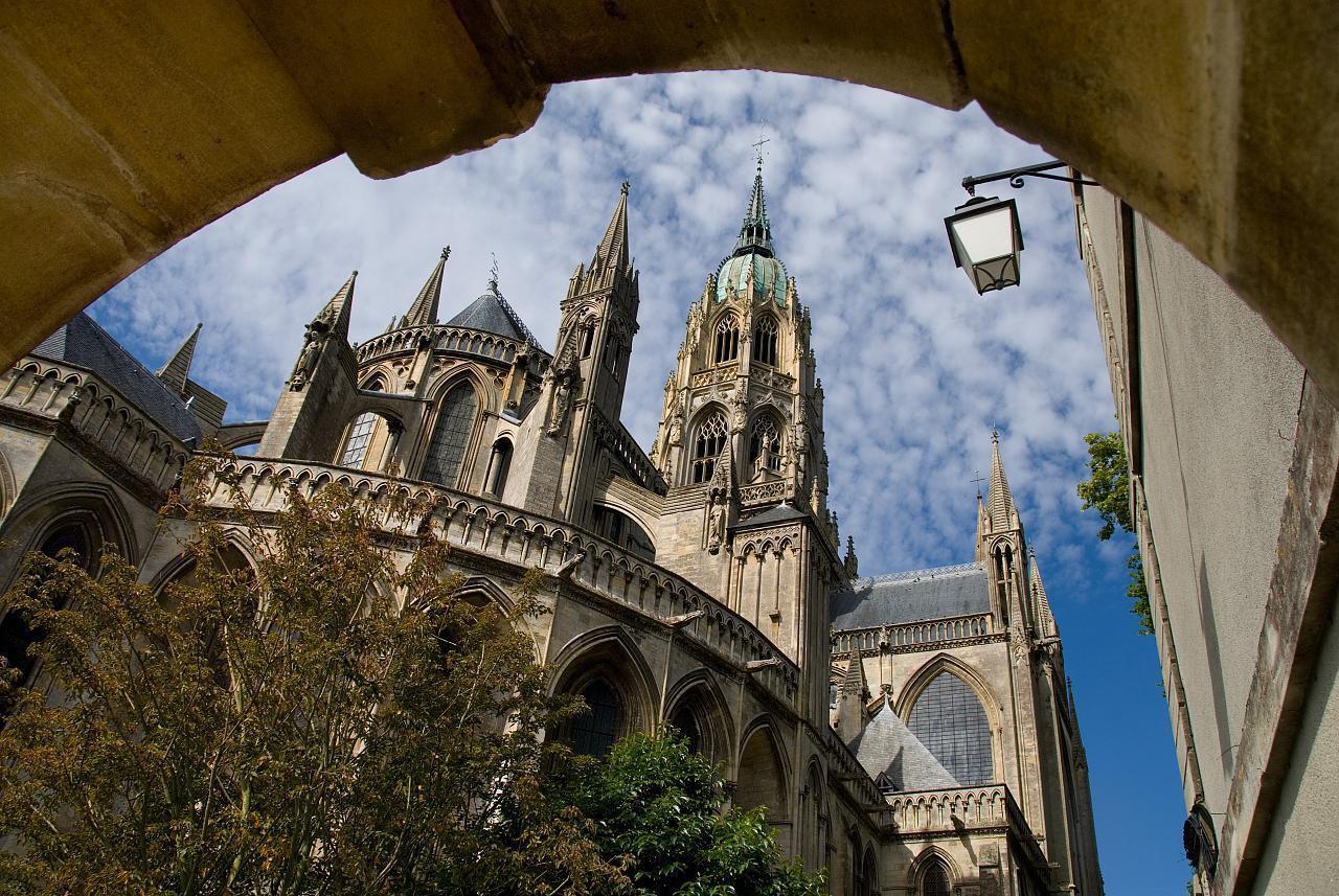 Cathédrale Notre-Dame_Bayeux