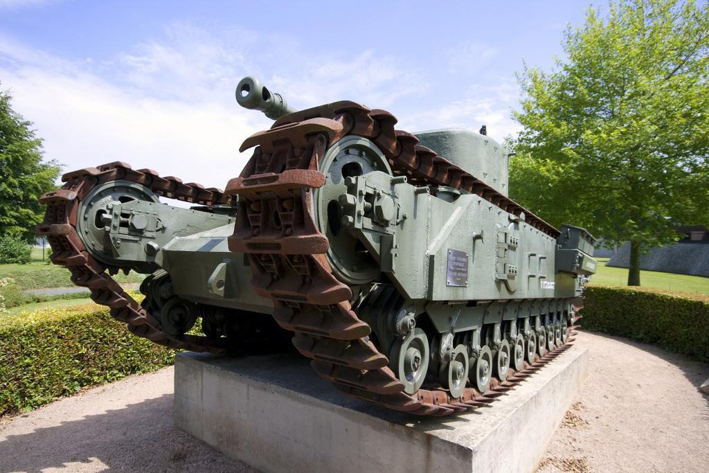 Musée-mémorial de la Bataille de Normandie_Bayeux (1)