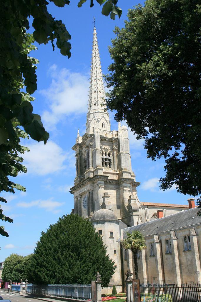 Cathédrale Notre Dame_Luçon