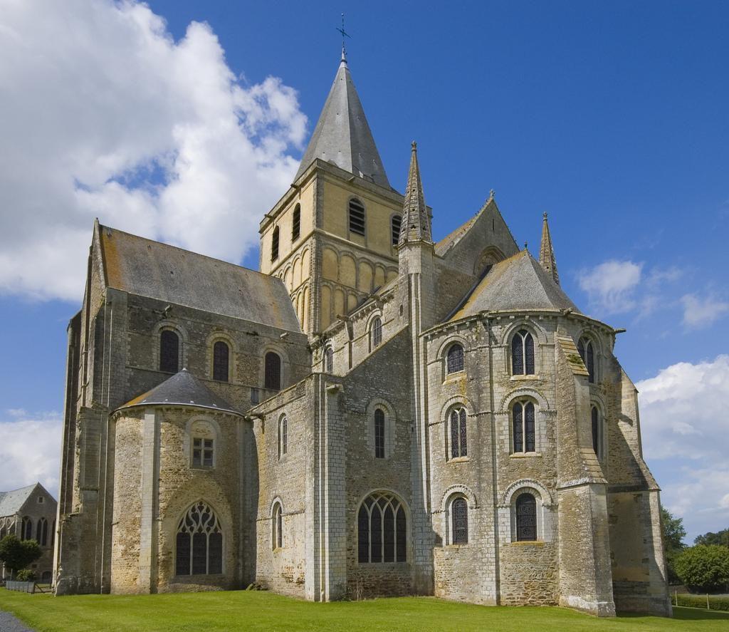 Abbaye Saint Vigor_Cerisy-la-Forêt