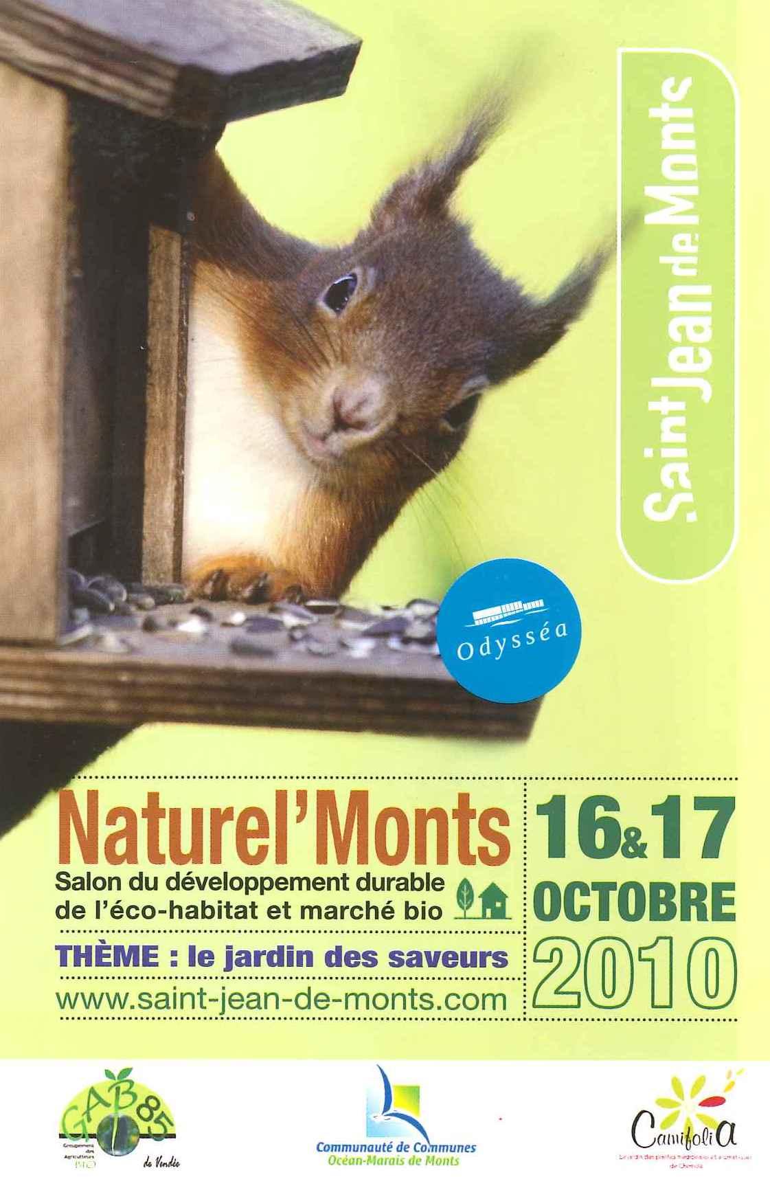Salon Naturel'Monts