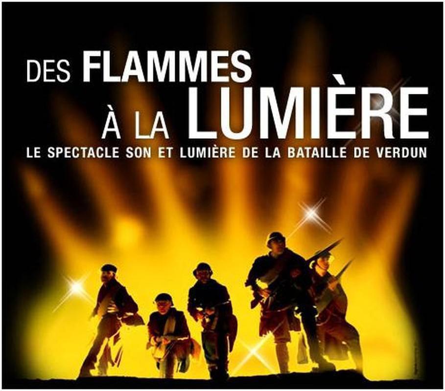 """""""Des flammes... à la lumière"""" (1)"""