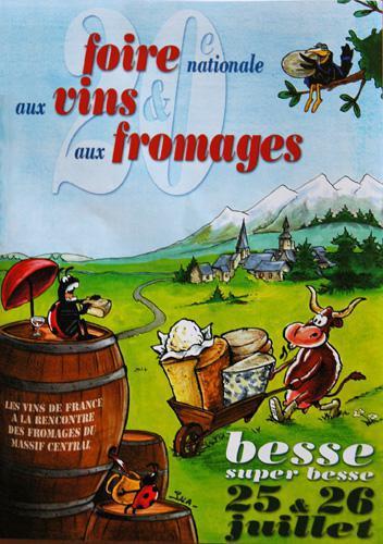 Foire aux vins et aux fromages