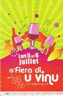 A mimoria di u vinu