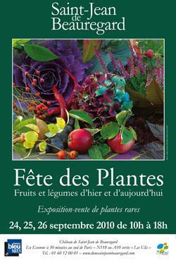 Fête des plantes, fruits et légumes d'hier et d'aujourd'hui