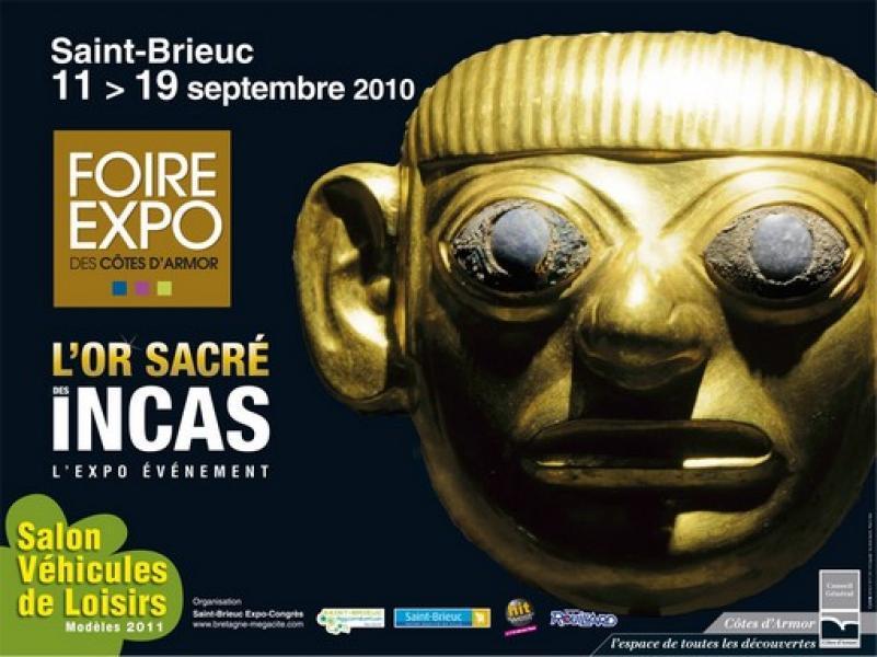 Foire expo des Côtes d'Armor - Saint-Brieuc