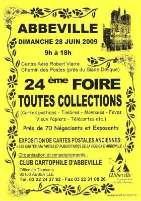 Foire toutes collections - Abbeville
