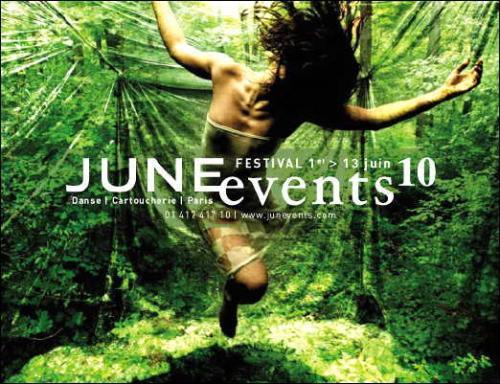 June events - Paris