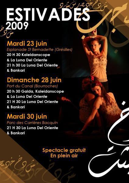 L'estivade - Dijon