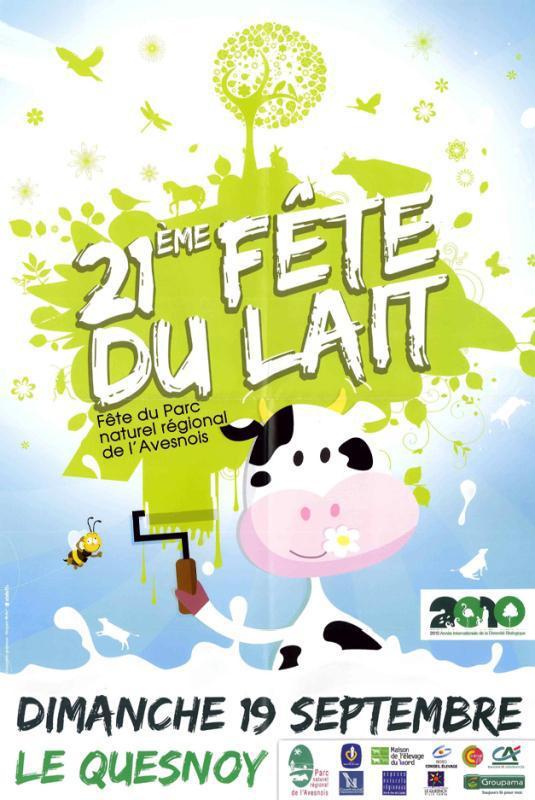 La fête du lait - Le Quesnoy