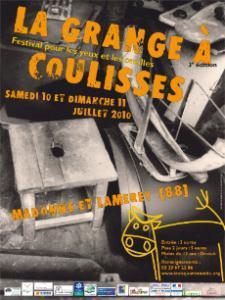 La Grange à coulisse - Madonne-et-Lamerey