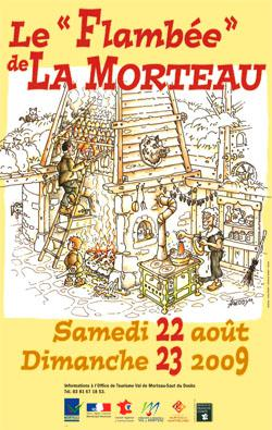 Image : Le Flambee De La Morteau