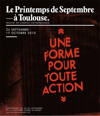Image : Le Printemps De Septembre
