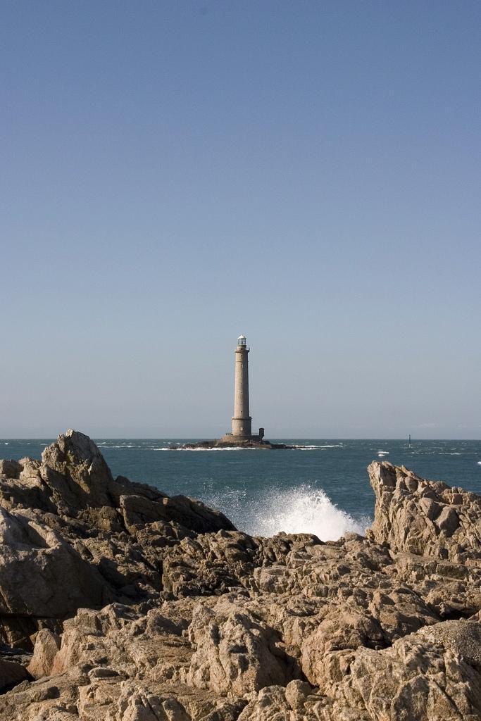 Phare du Goury_Presqu'île du Cotentin