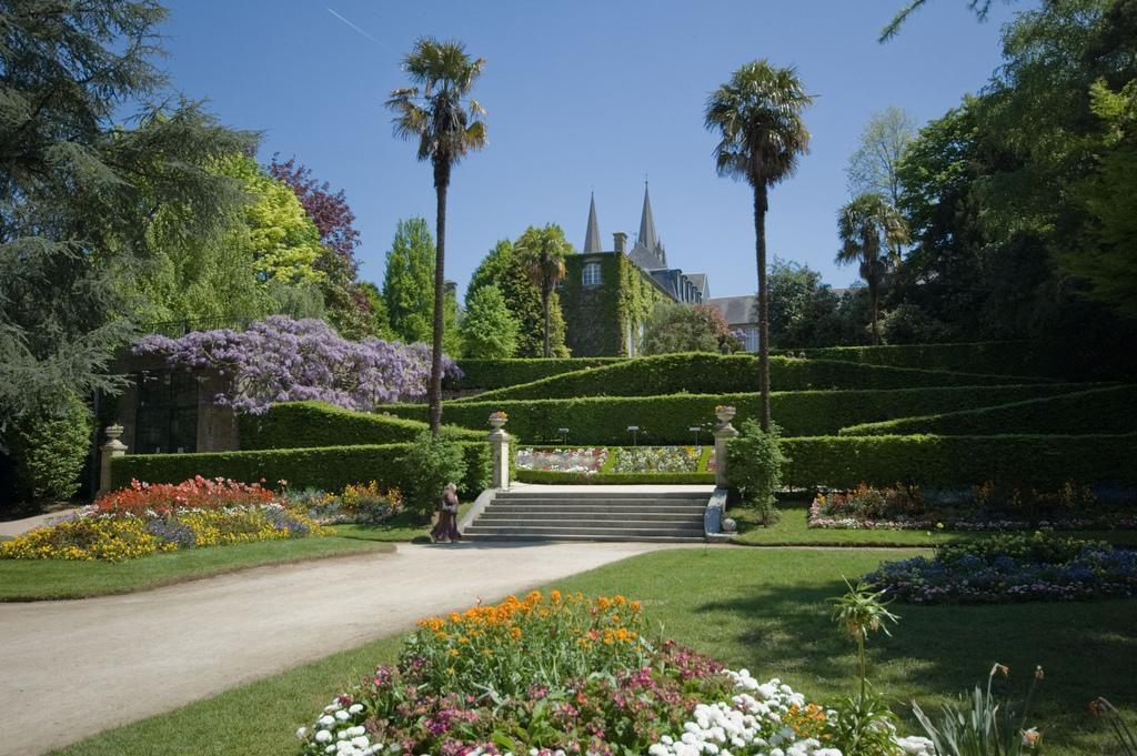 Jardin des plantes_Coutances